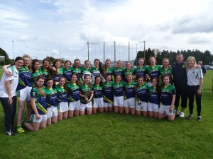 U 16 Team Crowned Munster Champions
