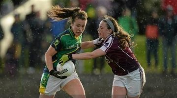 4 Kerry Girls Are Selected On The Munster Ladies Football Post Primary Team.