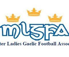 Munster Senior Ladies Final Confirmation.