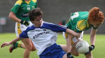Kerry Name Their Team For Monaghan Challenge.
