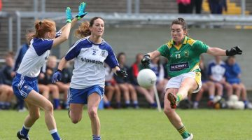 It's Kerry v Monaghan In Listowel at 12 On Sunday.