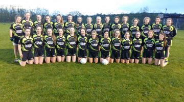 Kerry U/16's Name Their Team For Cork Clash.