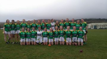 Kerry U/14's Name Their Team For Tipperary Clash.