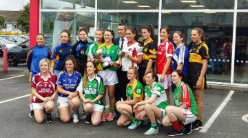 The Draws Are Made For The Senior, Intermediate and Junior County Championships.