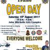 Gardai To Host Open Day.