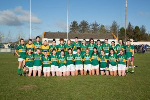 Kerry ladies v Mayo 18