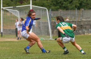 Sarah Houlihan action v Tipp 14 July 18