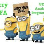 KLGFA U15 Academy Program 2019