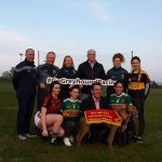 Kerry LGFA Club & County night at the Dogs