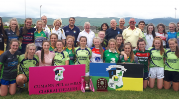Sandra Keane U13 Ladies Football Blitz 2019