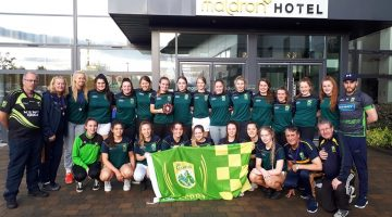 LGFA Under 17 Academy Plate Winners