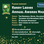 Kerry Ladies Annual Awards Night