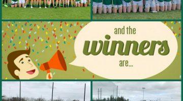 Kerry LGFA Raffle winners